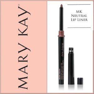 """BOGO 50% Mary Kay """"Neutral"""" Lip Liner NIB"""
